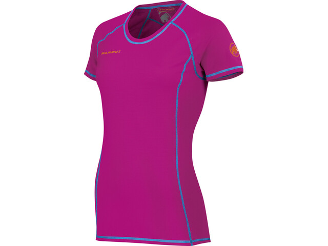 Mammut Jungfrau T-shirt Dame pink